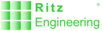 Ritz Engineering GmbH Mobile Retina Logo
