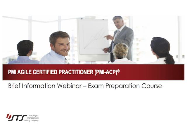 PMI-ACP® Trainings und Tools mit der STS SA