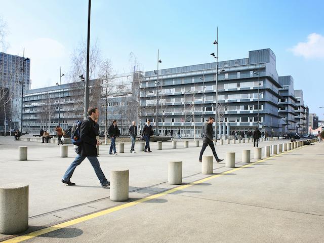 We relocate to Technopark Zurich